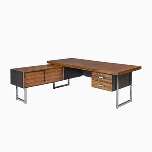 Rosewood 2-Piece Desk by Gordon Russell, 1960s