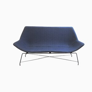 Vintage Italian Sofa by Augustus Bozzi for Saporiti