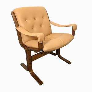 Lounge Chair by Ingmar Relling for Westnofa, 1960s