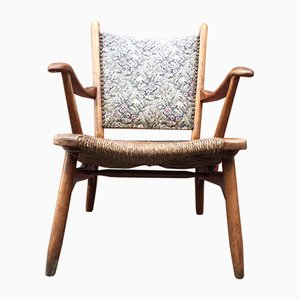Armchair from Bas Van Pelt, 1950s