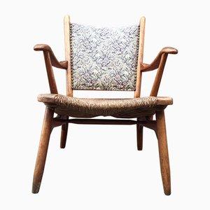 Armchair from Bas Van Pelt, 1950s
