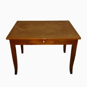 Vintage Rustic German Dining Table, 1930s