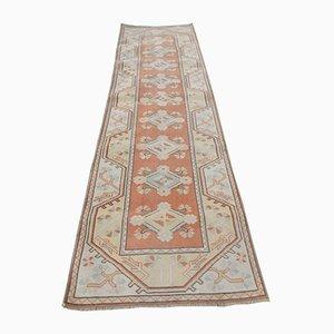 Türkischer Vintage Teppich & Läufer aus Wolle, 1970er