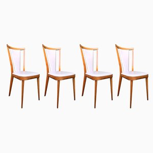 Palma Dining Chairs from Baumann, 1970s, Set of 4