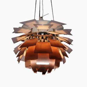 Lámpara de techo Artichoke danesa de Poul Henningsen para Louis Poulsen, años 60
