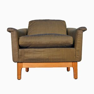 Mid-Century Swedish Lounge Chair from Dux, 1960s
