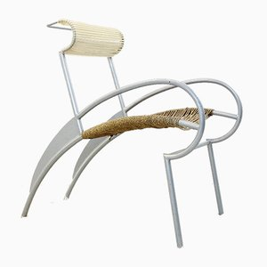 Vintage Juliette Chair by Massimo Iosa Ghini for Memphis