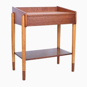 Tavolino di Børge Mogensen per Søborg Møbelfabrik, anni '60