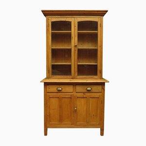 Mueble victoriano antiguo de pino