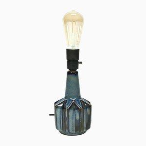 Ceramic Table Lamp by Einar Johansen for Søholm, 1960s