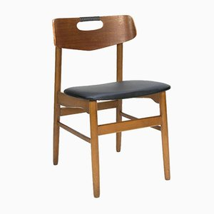 Danish Teak Dining Chair, 1950s
