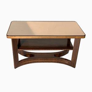 Table Basse en Palissandre par Luigi Fontana pour Luigi Fontana, 1939