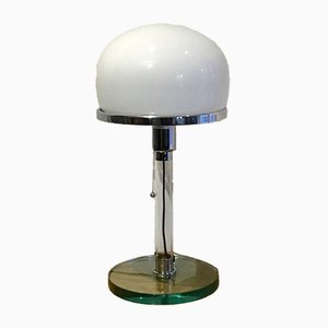 Vintage Table Lamp by Wilhelm Wagenfeld for Metalarte, 1970s