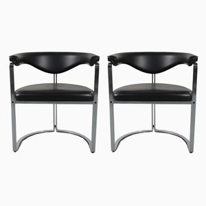 German Dining Chairs by Horst Brüning for Kill International, 1968, Set of 2