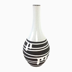 Vaso in ceramica di Spornhauer Lisel per Schlossberg, anni '50