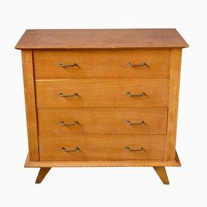 Vintage Wooden Dresser, 1950s