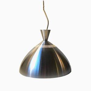 Dänische Vintage Diablo Deckenlampe von Lyfa, 1960er