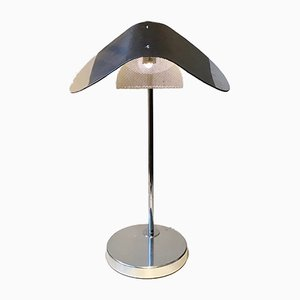 Lámpara de mesa sueca minimalista de Bergboms, años 80
