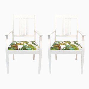 Swedish Side Chairs, 1920s, Set of 2