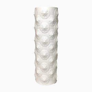 Vaso Pop Art in porcellana di Werner Uhl per Scherzer & Co., anni '60