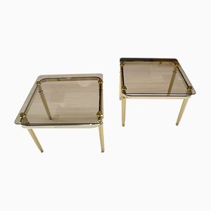 Hollywood Regency Coffee Tables, 1970s, Set of 2