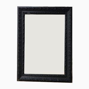 Miroir Antique en Bois et Plâtre