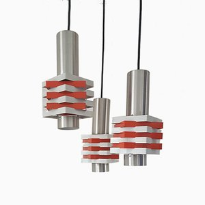Mid-Century Cascading Ceiling Lamp from Herda, 1960s