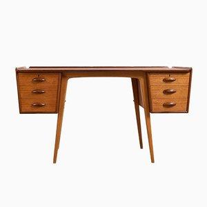Schreibtisch aus Teak & Eiche von Svante Skogh für AB Möbelfabriken Balder, 1950er