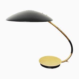 Mid-Century Modell 6787 Tischlampe aus Messing von Kaiser Idell / Kaiser Leuchten, 1950er