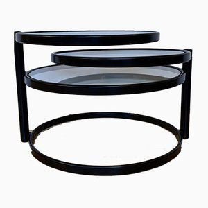 French Folding Coffee Table, 1960s