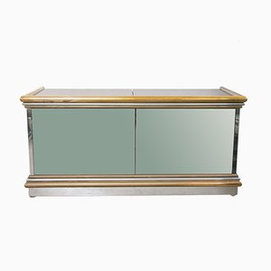 Italian Mirrored Sideboard, 1960s