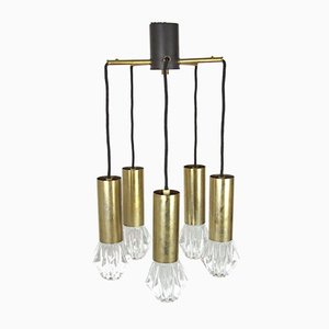 Vintage Cascading Ceiling Lamp