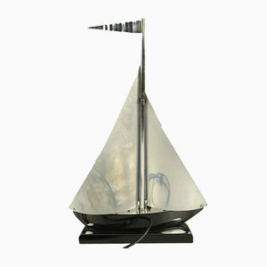 Nautical Table Lamp, 1930s