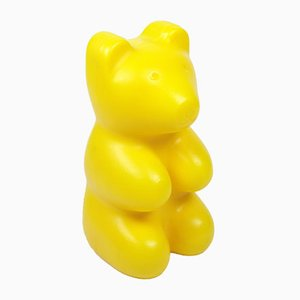 Vintage Yellow Bear Table Lamp