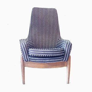 Armchair by Ib Kofod Larsen for Bovenkamp, 1960s