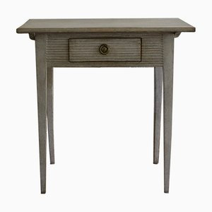 Antique Gustavian Side Table