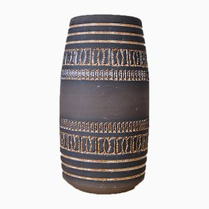Schwedische Mid-Century Vase von Ulla Winblad für Alingsås, 1960er