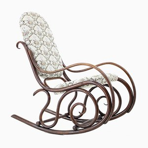 Rocking Chair from Gebrüder Thonet Vienna GmbH, 1881