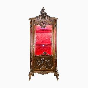 Antiker französischer Louis XV Schrank