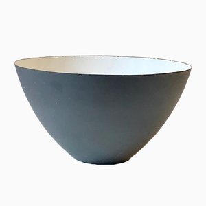 Modernist Krenit Bowl by Herbert Krenchel for Torben Ørskov, 1950s