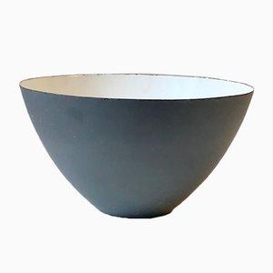 Modernistische Krenit Schale von Herbert Krenchel für Torben Ørskov, 1950er
