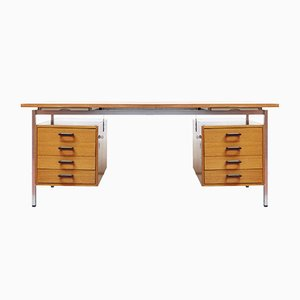 Desk by Herbert Hirche for Hozäpfel, 1960s
