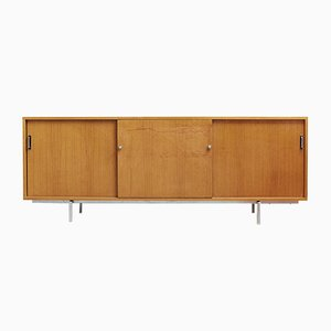Sideboard by Herbert Hirche for Holzäpfel, 1960s