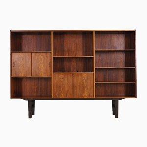 Rosewood Bookcase from Westergaards Mobelfabrik, 1960s