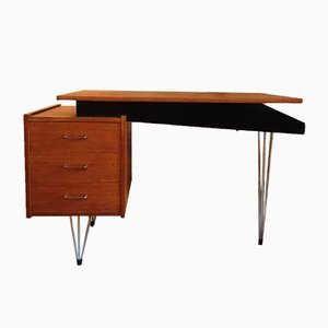 Vintage Desk by Cees Braakman for Pastoe, 1950s