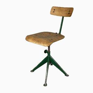 Industrieller Vintage Stuhl von Jean Prouvé