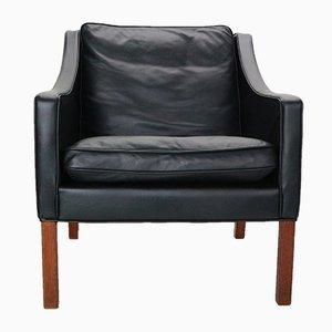 2207 Sessel von Børge Mogensen für Fredericia, 1960er
