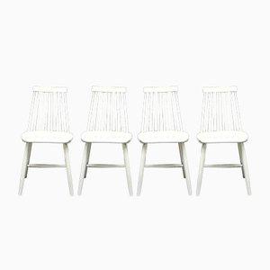 Chaises de Salle à Manger Tellus d'Ikea, années 60, Set de 4