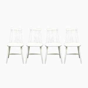 Tellus Dining Chairs from Ikea, 1960s, Set of 4