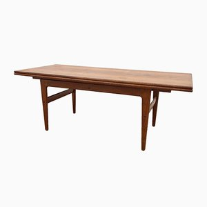 Table Basse par Kai Kristiansen pour Vildbjerg Møbelfabrik, années 60